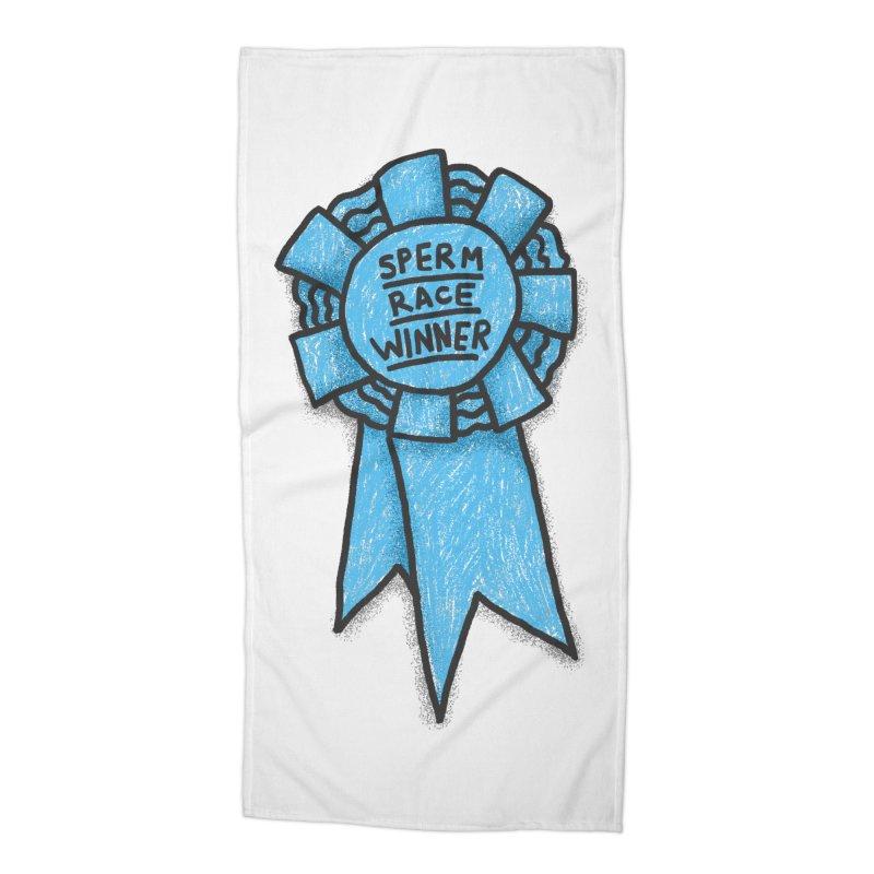 Everyone is a winner Accessories Beach Towel by Rodrigobhz