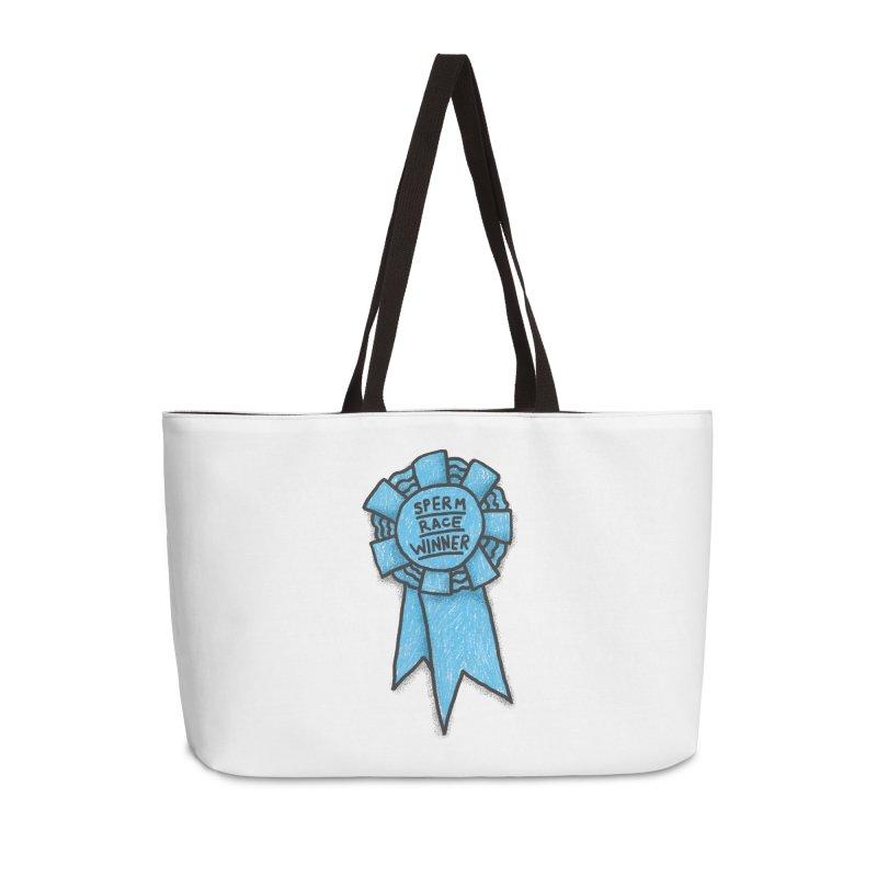 Everyone is a winner Accessories Weekender Bag Bag by Rodrigobhz