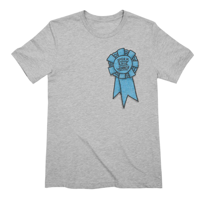 Everyone is a winner Men's Extra Soft T-Shirt by Rodrigobhz