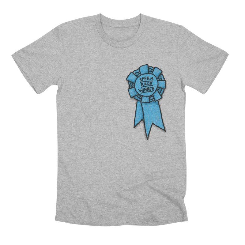 Everyone is a winner Men's Premium T-Shirt by Rodrigobhz