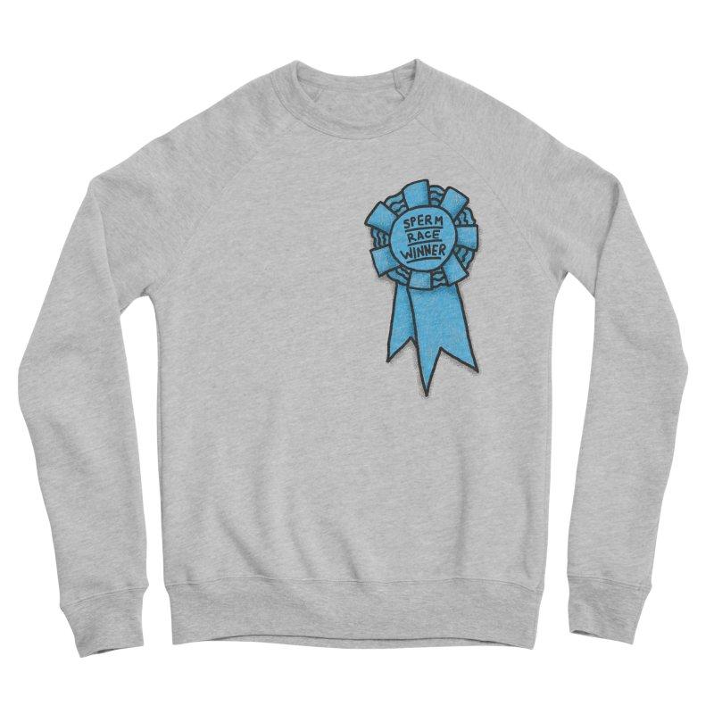 Everyone is a winner Men's Sponge Fleece Sweatshirt by Rodrigobhz