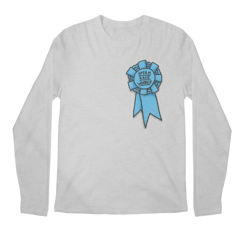 Everyone is a winner Men's Regular Longsleeve T-Shirt by Rodrigobhz