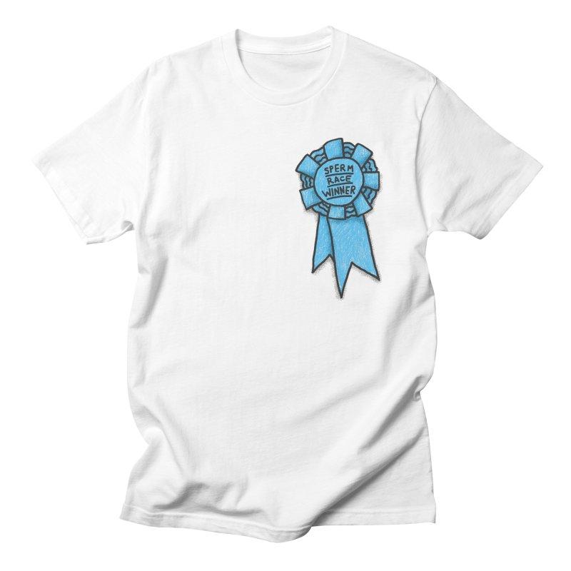 Everyone is a winner Men's Regular T-Shirt by Rodrigobhz