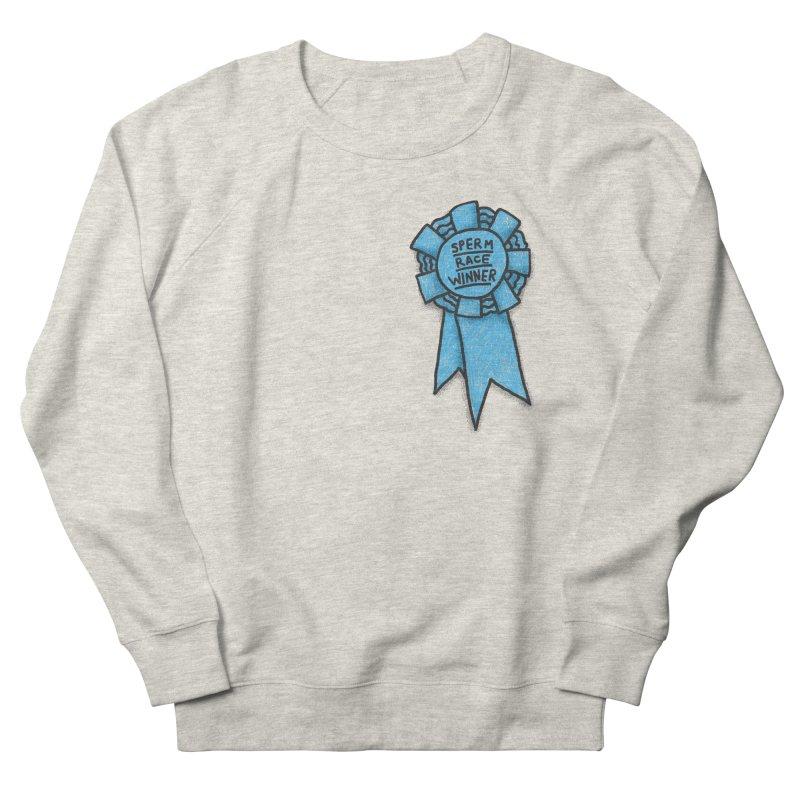 Everyone is a winner Men's French Terry Sweatshirt by Rodrigobhz