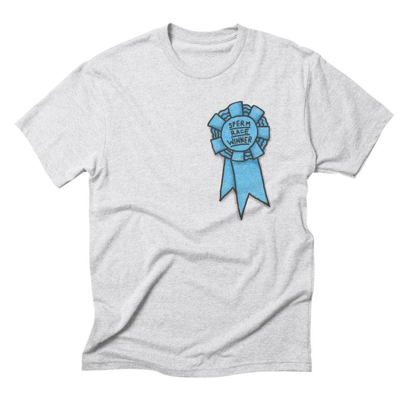 Everyone is a winner Men's Triblend T-Shirt by Rodrigobhz
