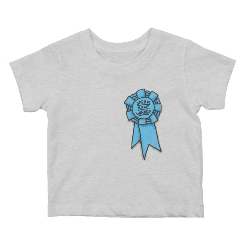 Everyone is a winner Kids Baby T-Shirt by Rodrigobhz