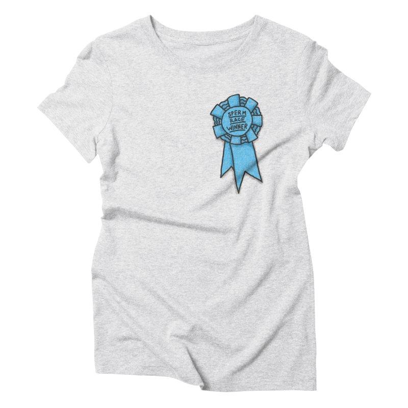 Everyone is a winner Women's Triblend T-Shirt by Rodrigobhz