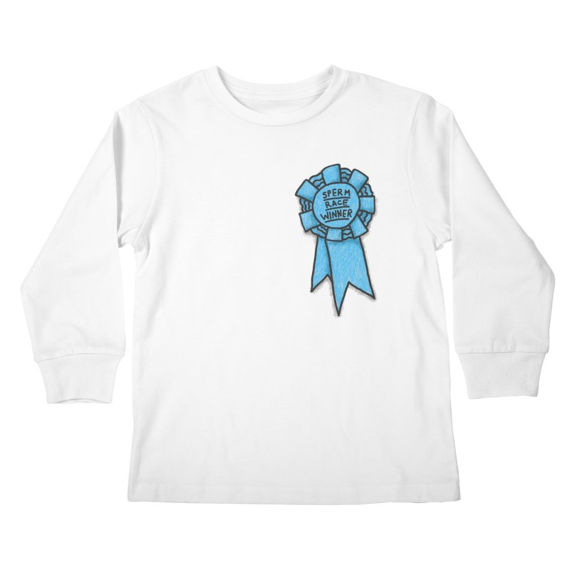 Everyone is a winner Kids Longsleeve T-Shirt by Rodrigobhz