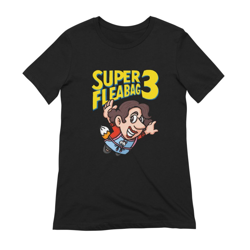 Super Fleabag 3 Women's Extra Soft T-Shirt by Rodrigobhz