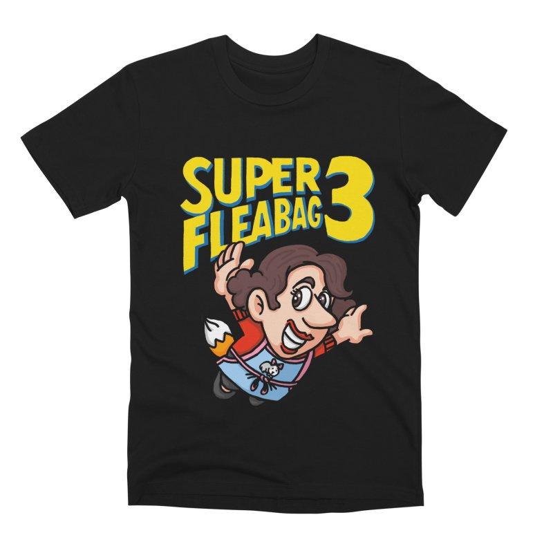 Super Fleabag 3 Men's Premium T-Shirt by Rodrigobhz