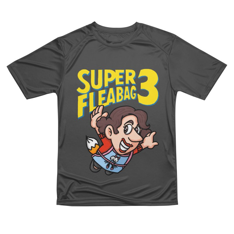 Super Fleabag 3 Women's Performance Unisex T-Shirt by Rodrigobhz