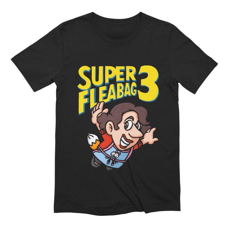 Super Fleabag 3 Men's Extra Soft T-Shirt by Rodrigobhz