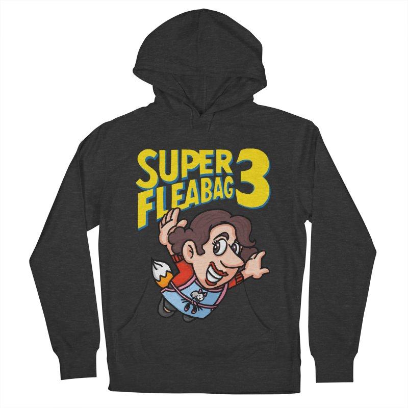 Super Fleabag 3 Men's French Terry Pullover Hoody by Rodrigobhz