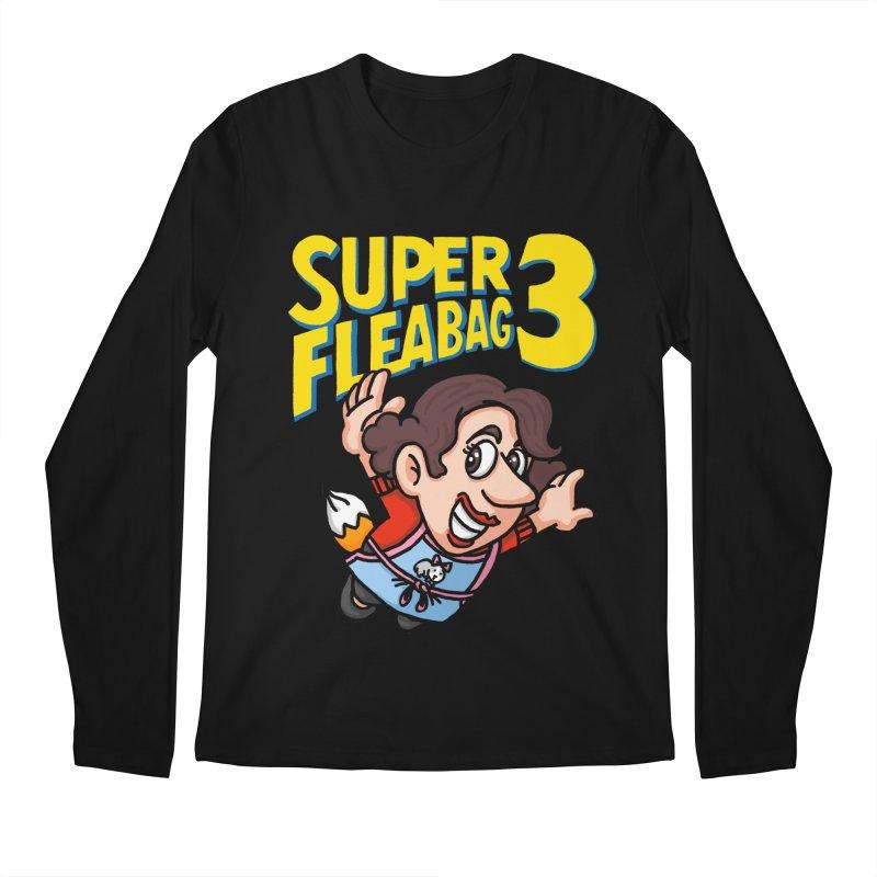 Super Fleabag 3 Men's Regular Longsleeve T-Shirt by Rodrigobhz