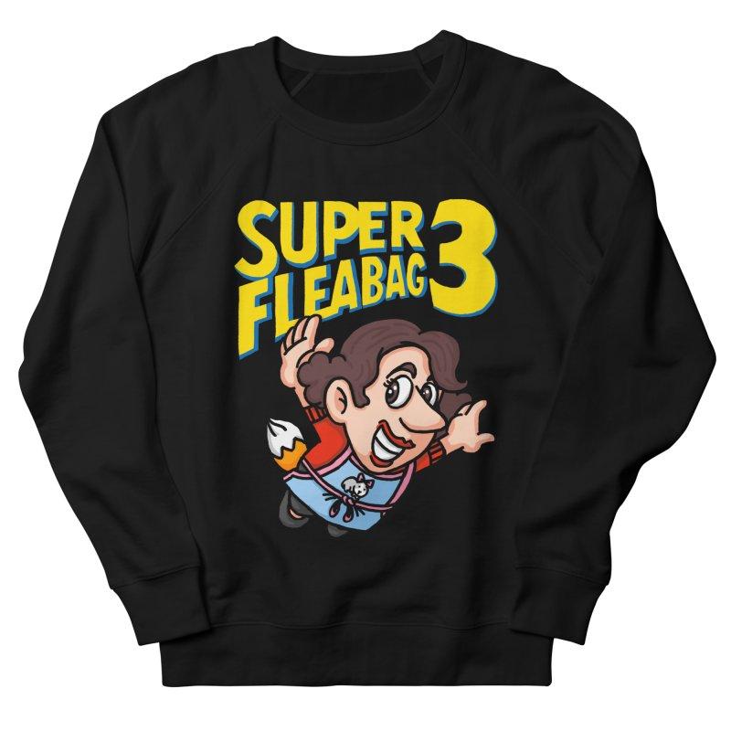 Super Fleabag 3 Men's French Terry Sweatshirt by Rodrigobhz