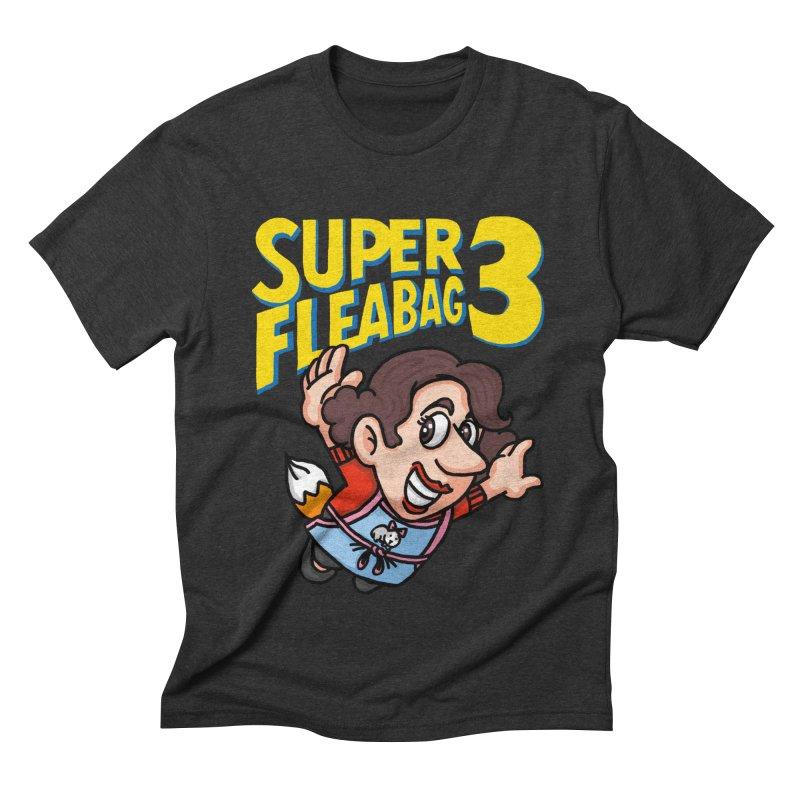 Super Fleabag 3 Men's Triblend T-Shirt by Rodrigobhz