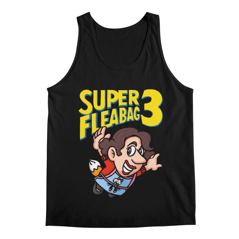 Super Fleabag 3 Men's Regular Tank by Rodrigobhz