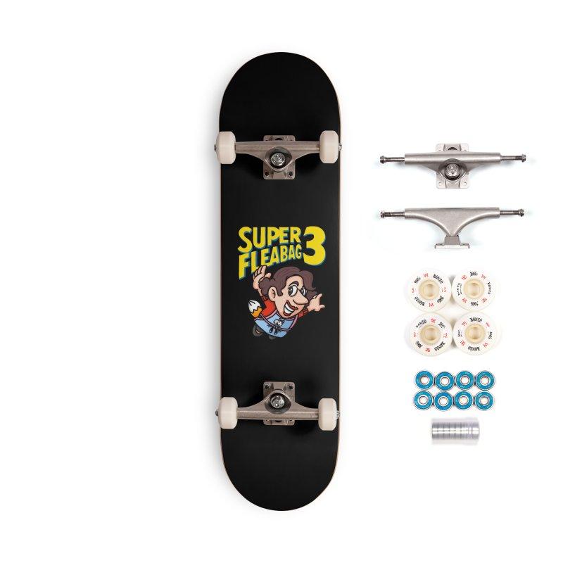 Super Fleabag 3 Accessories Complete - Premium Skateboard by Rodrigobhz