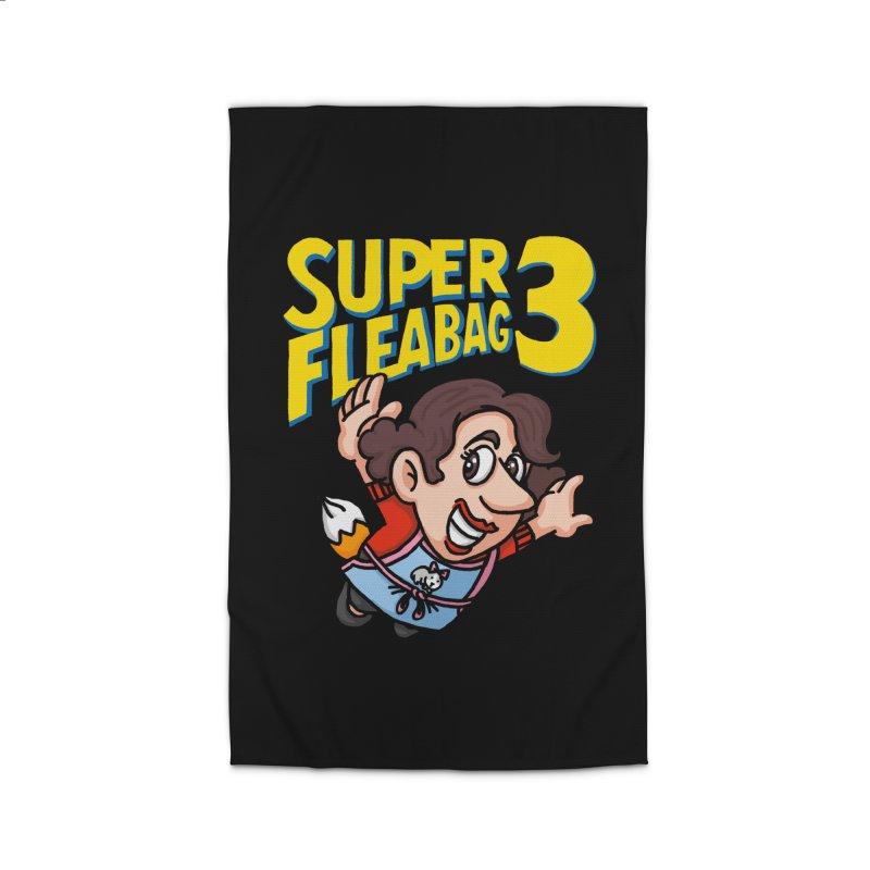 Super Fleabag 3 Home Rug by Rodrigobhz
