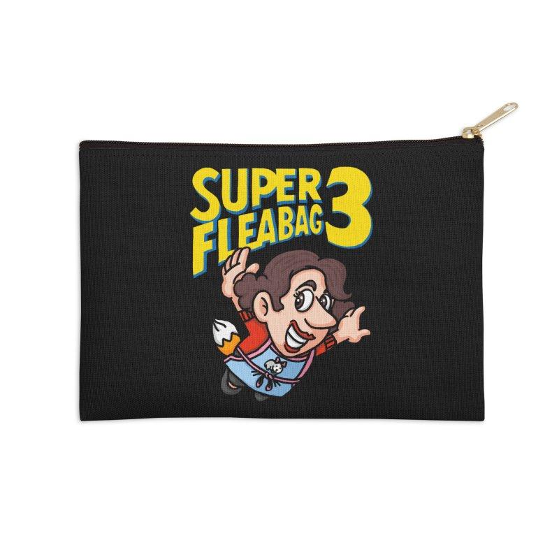 Super Fleabag 3 Accessories Zip Pouch by Rodrigobhz