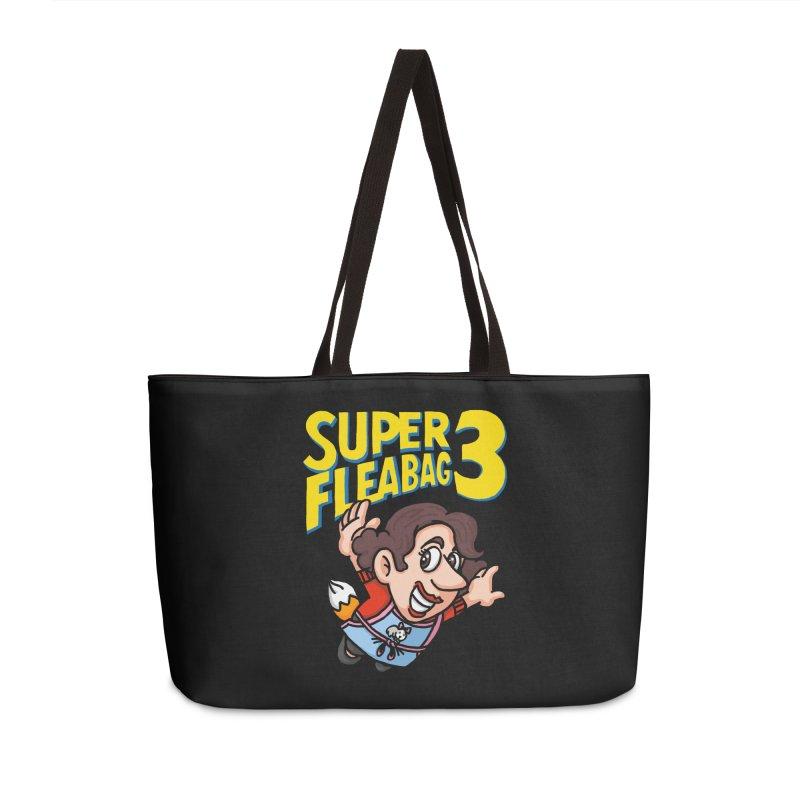 Super Fleabag 3 Accessories Weekender Bag Bag by Rodrigobhz