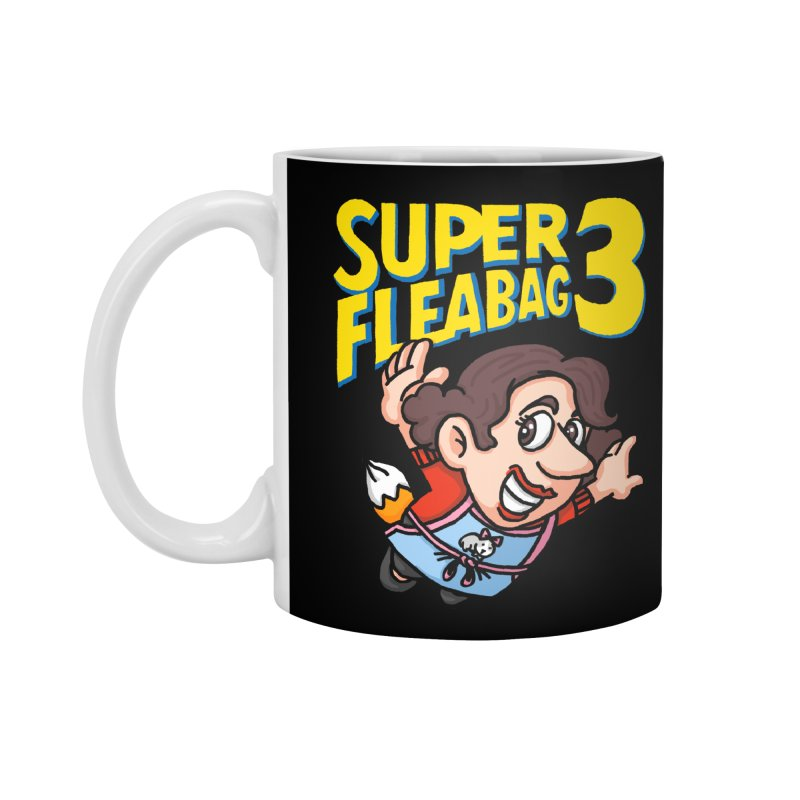 Super Fleabag 3 Accessories Standard Mug by Rodrigobhz