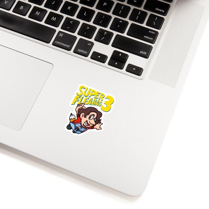 Super Fleabag 3 Accessories Sticker by Rodrigobhz