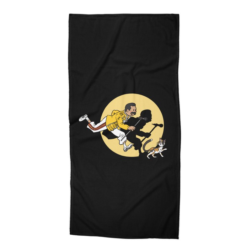 The Adventures of Freddie Accessories Beach Towel by Rodrigobhz