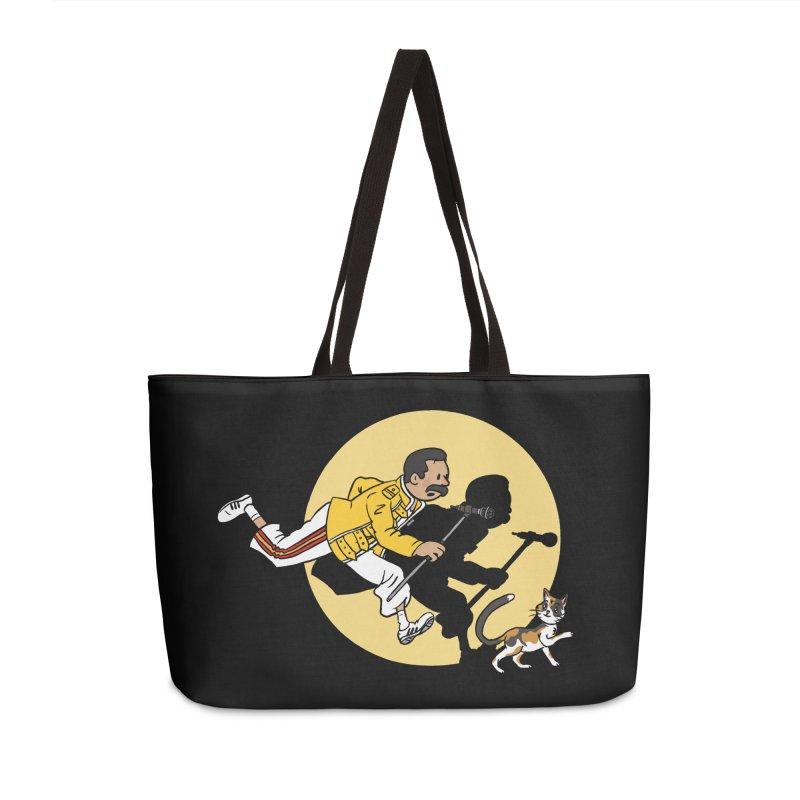 The Adventures of Freddie Accessories Weekender Bag Bag by Rodrigobhz