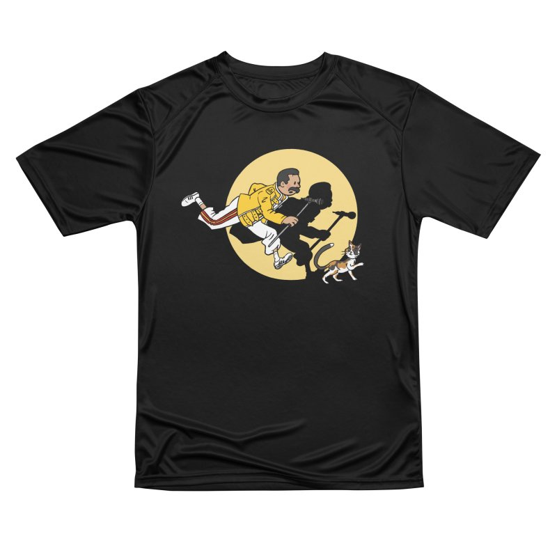 The Adventures of Freddie Women's Performance Unisex T-Shirt by Rodrigobhz