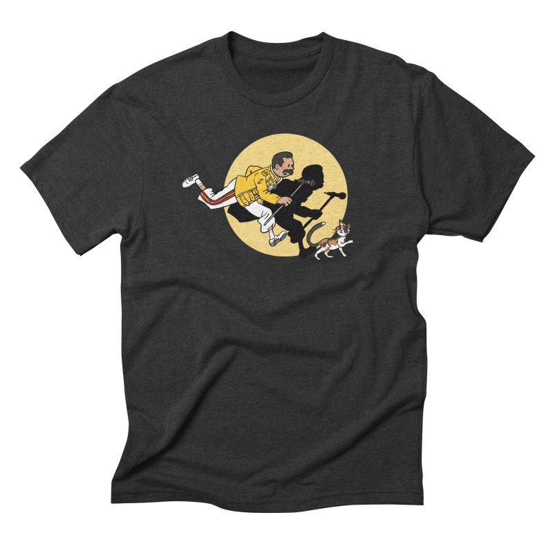 The Adventures of Freddie Men's Triblend T-Shirt by Rodrigobhz