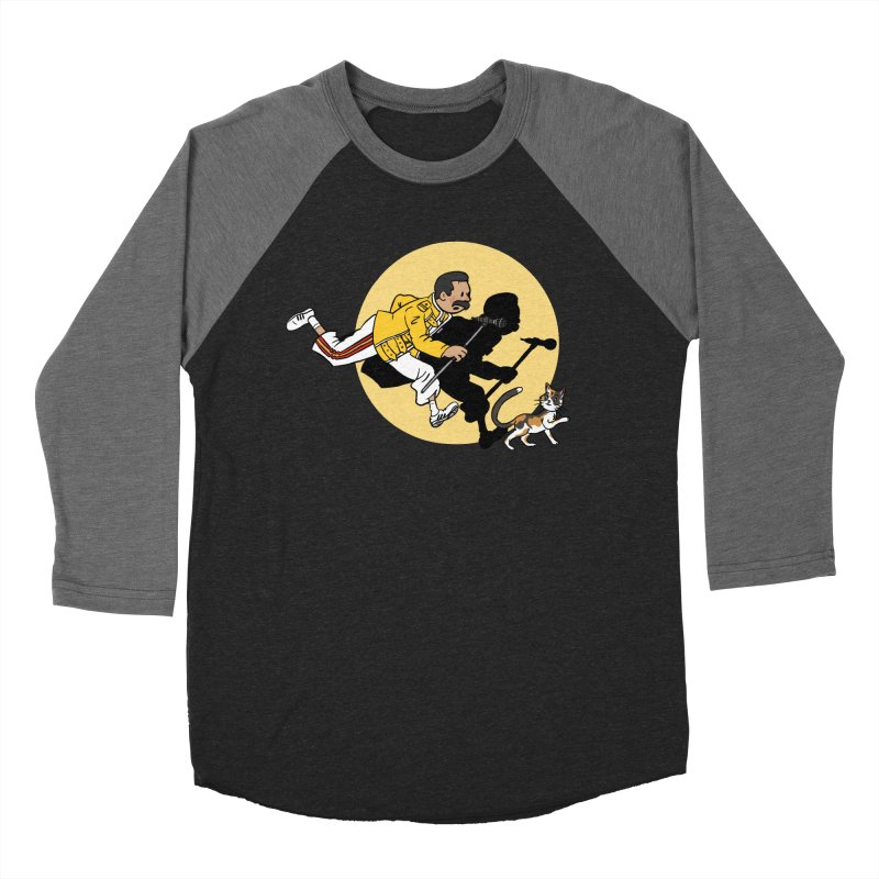 The Adventures of Freddie Women's Baseball Triblend Longsleeve T-Shirt by Rodrigobhz