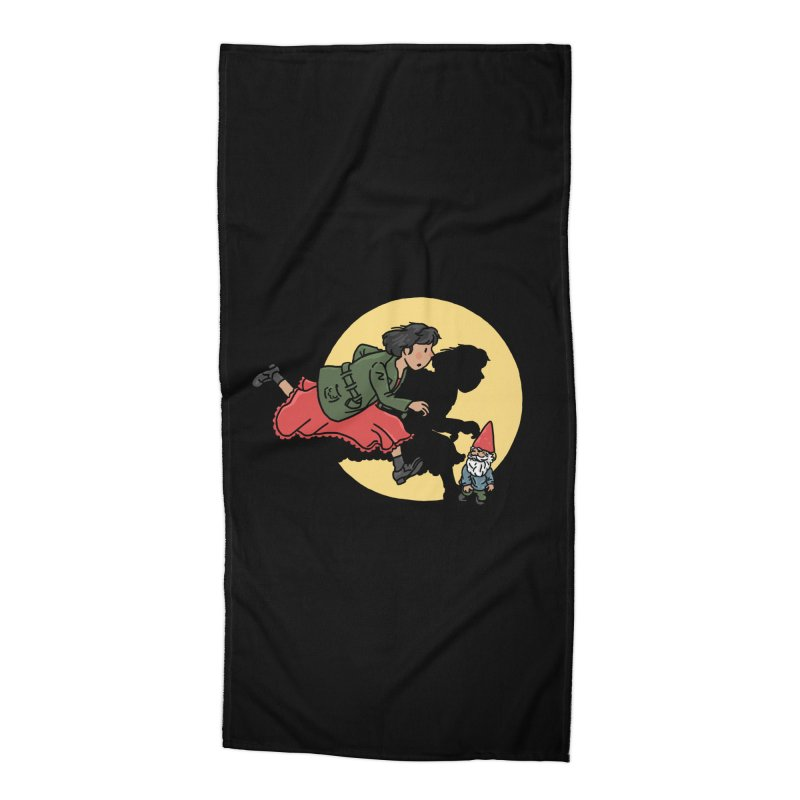 The Adventures of Amélie Accessories Beach Towel by Rodrigobhz