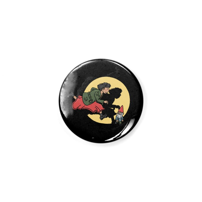 The Adventures of Amélie Accessories Button by Rodrigobhz