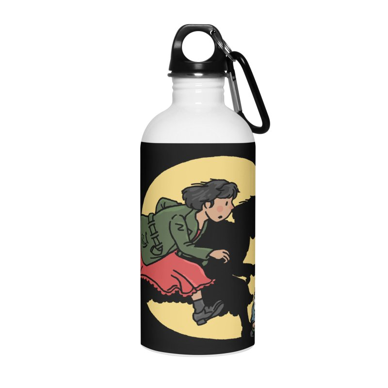 The Adventures of Amélie Accessories Water Bottle by Rodrigobhz