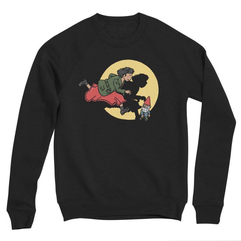 The Adventures of Amélie Men's Sponge Fleece Sweatshirt by Rodrigobhz