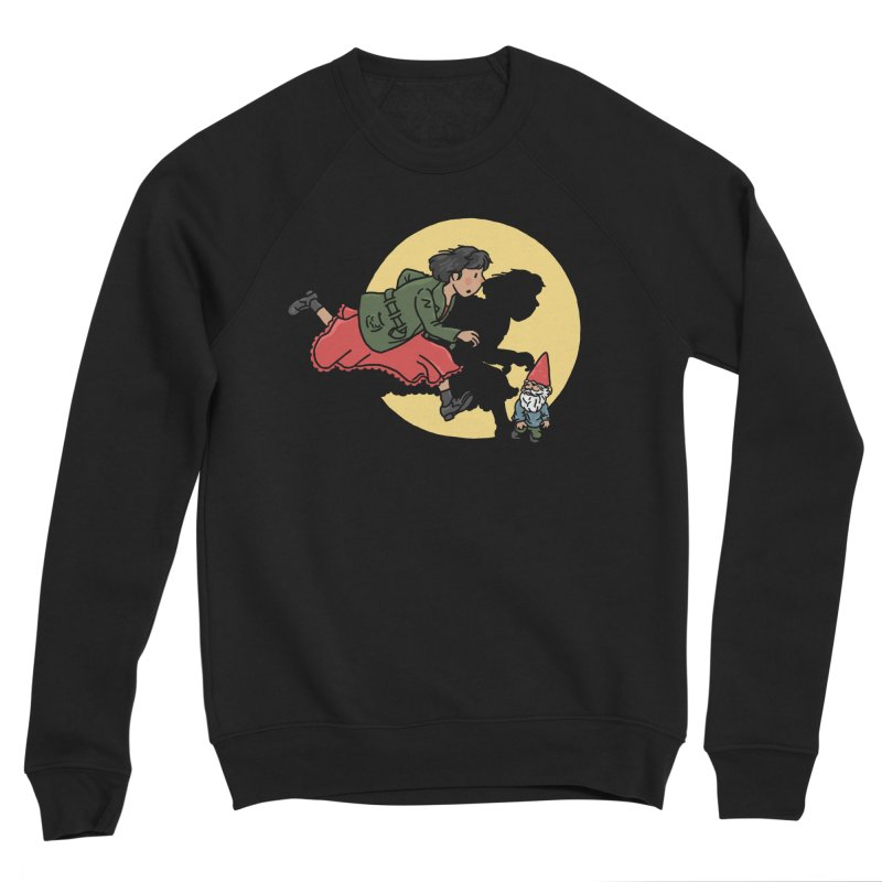 The Adventures of Amélie Women's Sponge Fleece Sweatshirt by Rodrigobhz