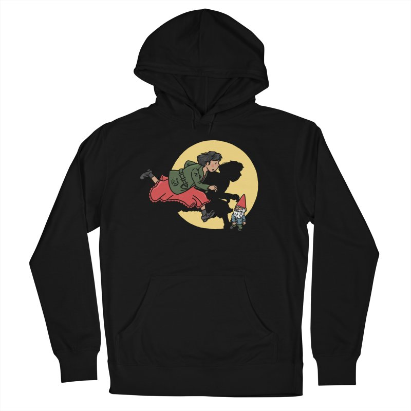 The Adventures of Amélie Men's French Terry Pullover Hoody by Rodrigobhz