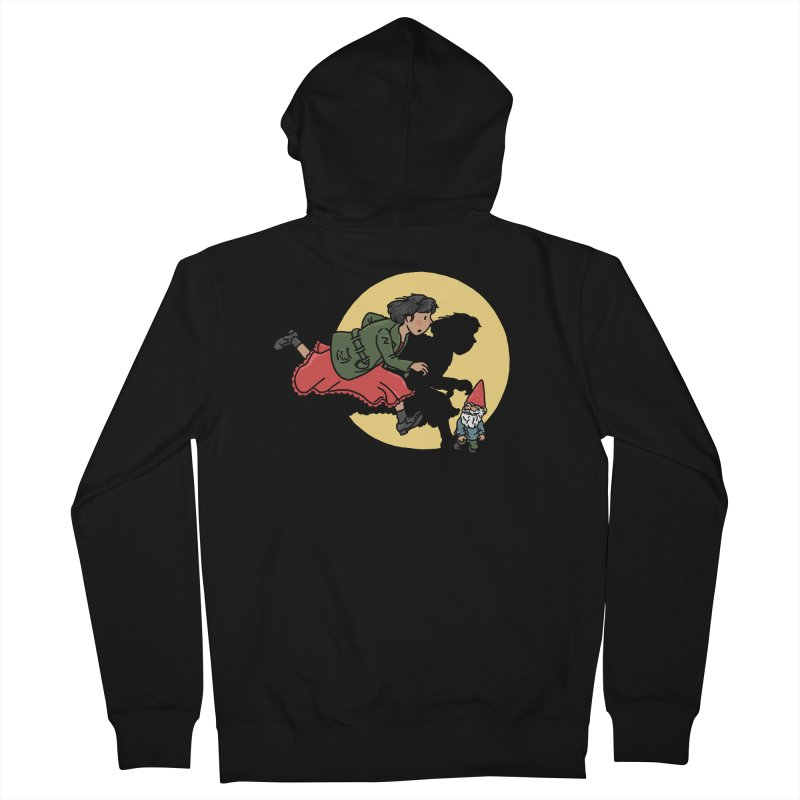 The Adventures of Amélie Women's French Terry Zip-Up Hoody by Rodrigobhz