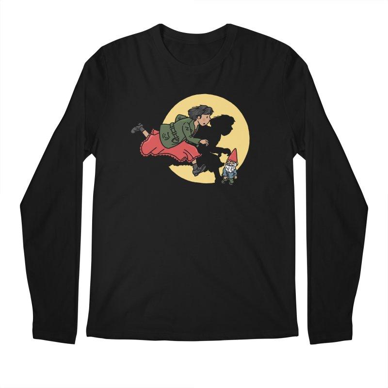 The Adventures of Amélie Men's Regular Longsleeve T-Shirt by Rodrigobhz