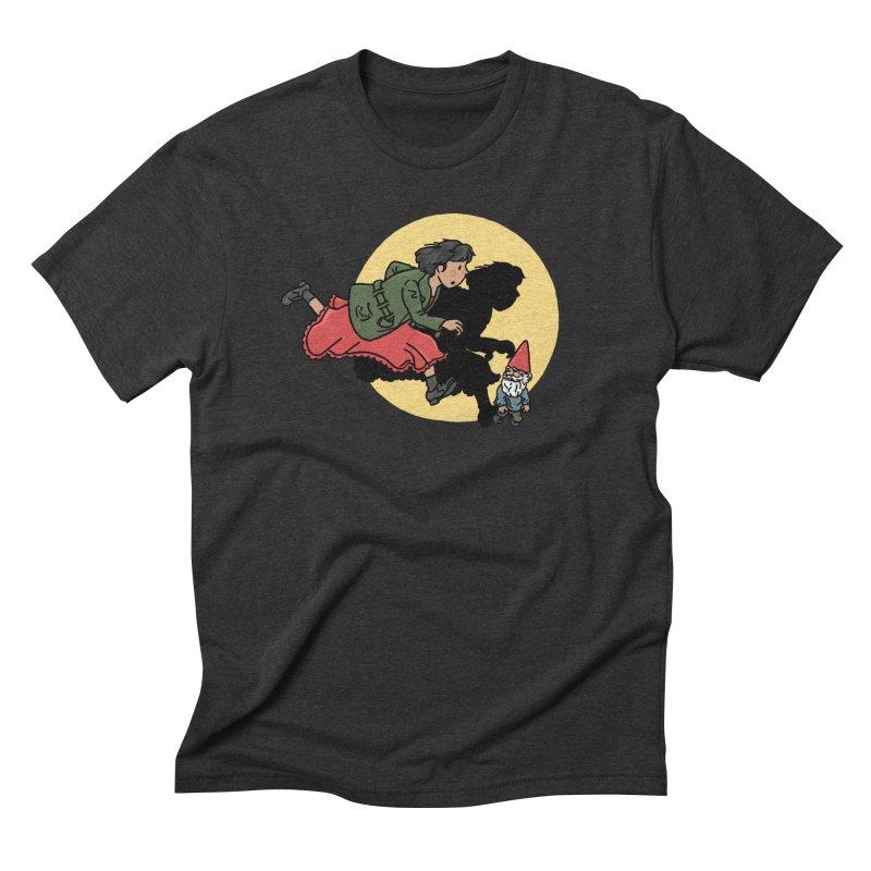The Adventures of Amélie Men's Triblend T-Shirt by Rodrigobhz