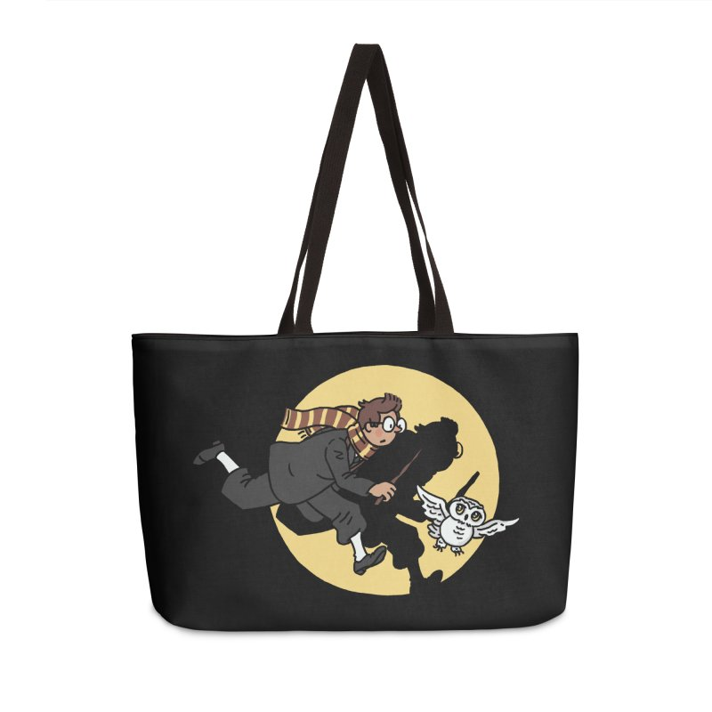 The Adventures of Harry Accessories Weekender Bag Bag by Rodrigobhz