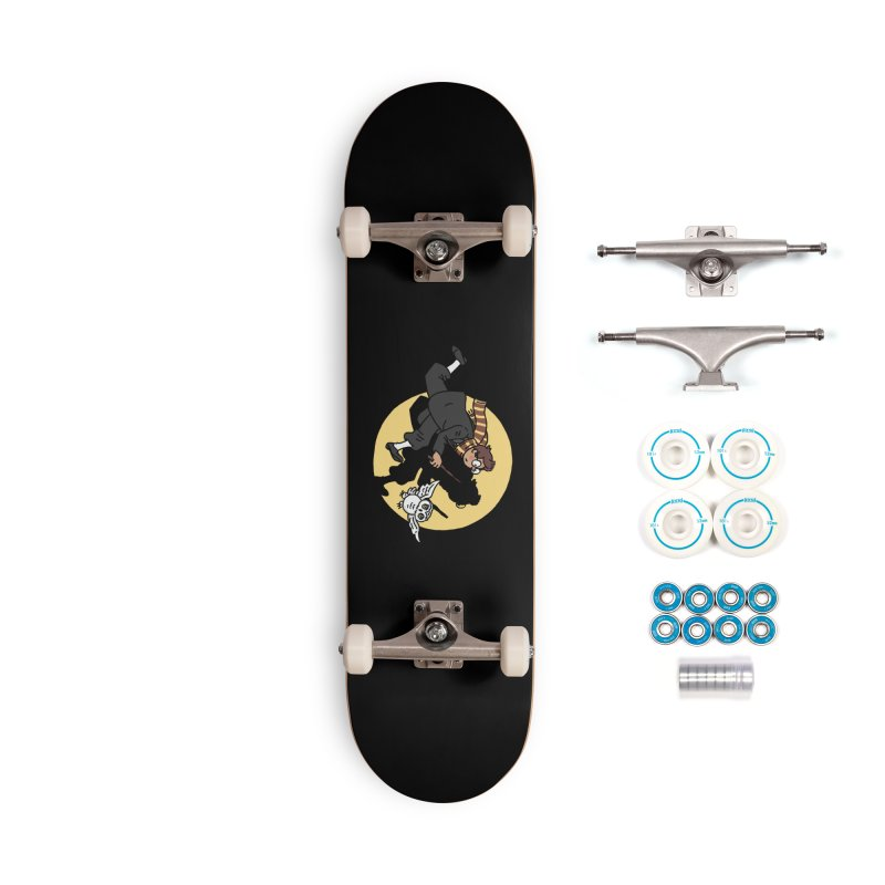 The Adventures of Harry Accessories Complete - Basic Skateboard by Rodrigobhz