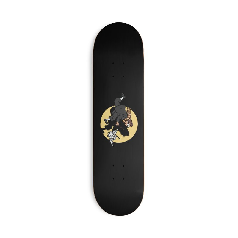 The Adventures of Harry Accessories Deck Only Skateboard by Rodrigobhz