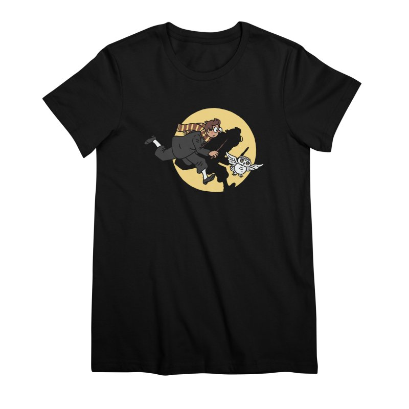 The Adventures of Harry Women's Premium T-Shirt by Rodrigobhz