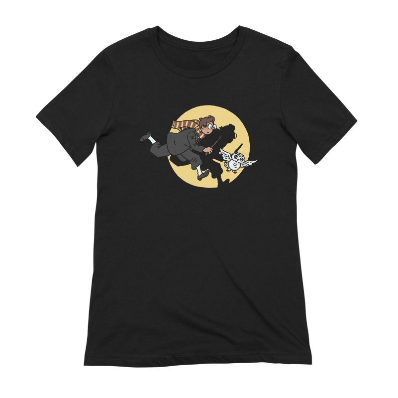 The Adventures of Harry Women's Extra Soft T-Shirt by Rodrigobhz
