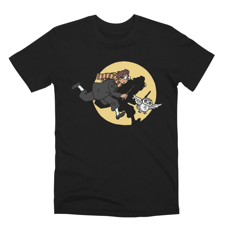 The Adventures of Harry Men's Premium T-Shirt by Rodrigobhz
