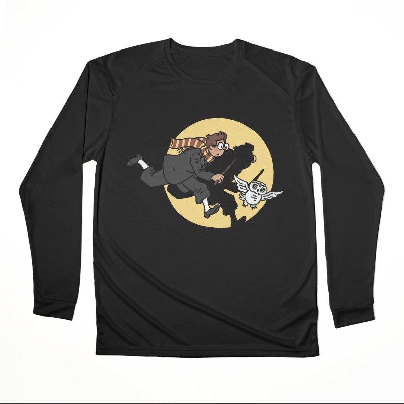 The Adventures of Harry Women's Performance Unisex Longsleeve T-Shirt by Rodrigobhz
