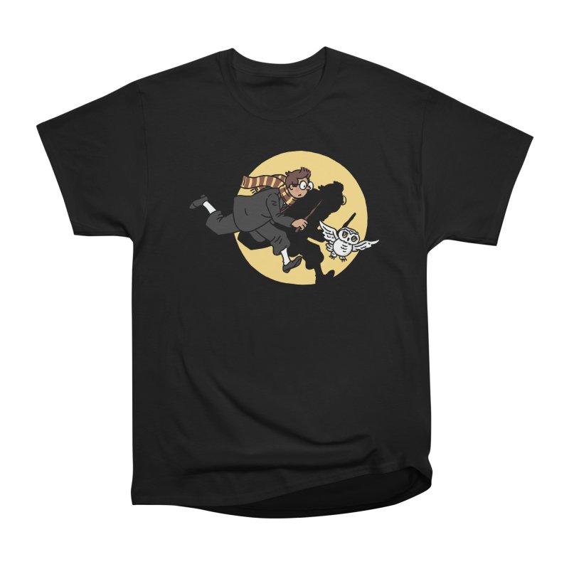 The Adventures of Harry Men's Heavyweight T-Shirt by Rodrigobhz