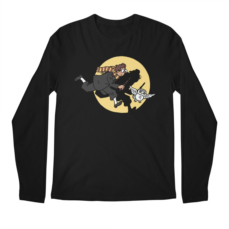 The Adventures of Harry Men's Regular Longsleeve T-Shirt by Rodrigobhz